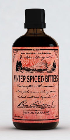 Dr. Adam Elmegirab's Winter Spiced Bitters