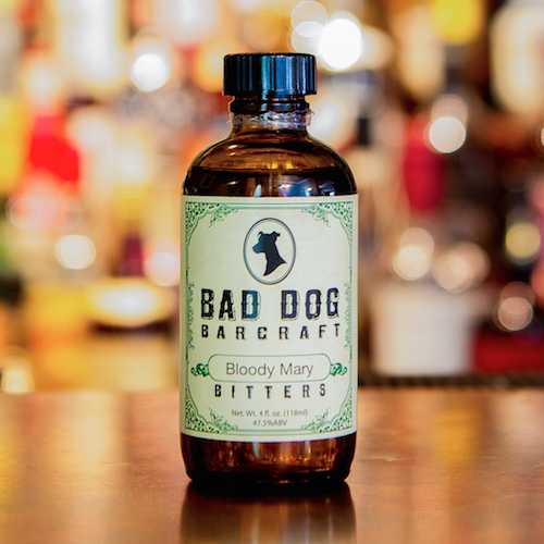 Bad Dog Barcraft Bloody Mary Bitters