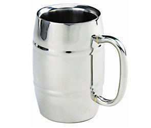Double-Walled Beer Stein