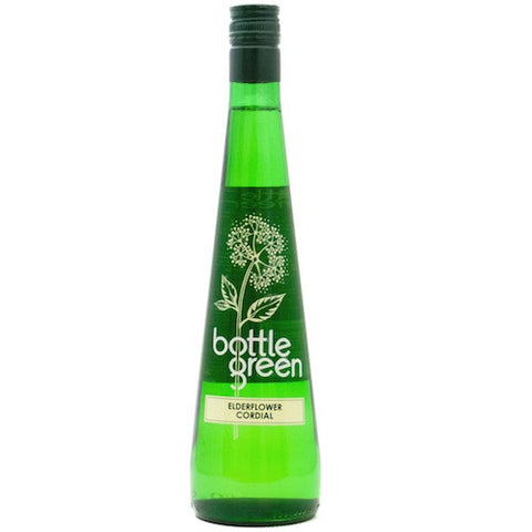 Bottle Green Elderflower Cordial, 500ml