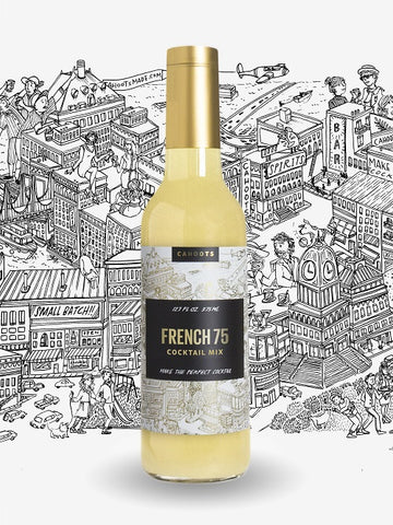 Cahoots French 75 Syrup, 375 ml