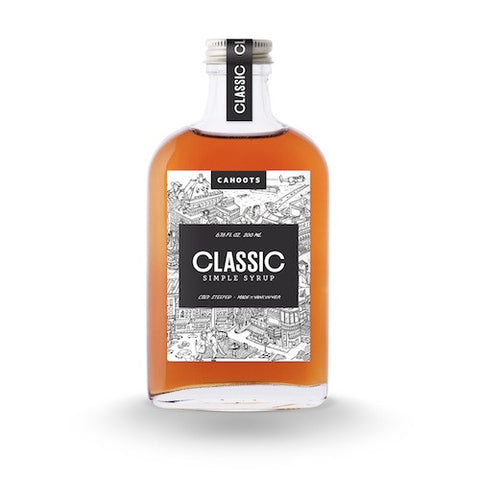 Cahoots Classic Simple Syrup, 200 ml
