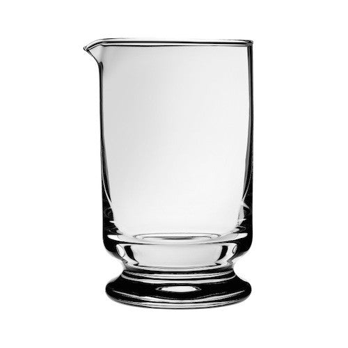 Calabrese Footed Mixing Glass, 600 ml