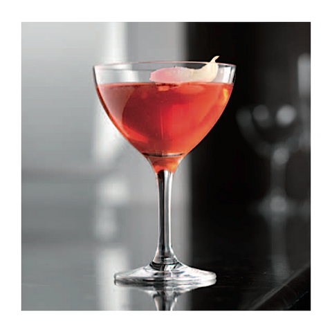 Classic Martini Saucer, 8 oz - Set of 6