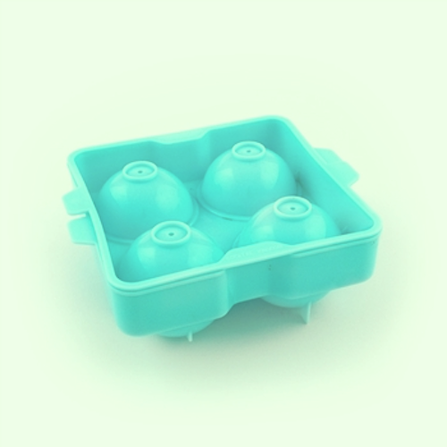 Ice Ball Mold, (2-Inch Spheres)