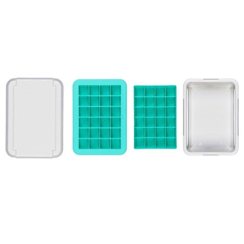 Cocktail Ice Cube Tray, Set of 2