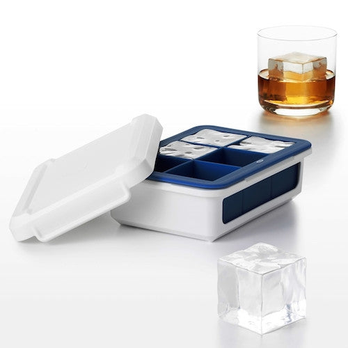 Cocktail Ice Cube Tray, Large