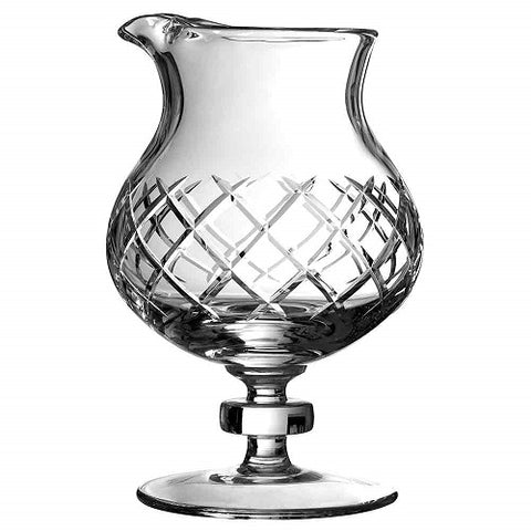 Coley Diamond Cut Mixing Glass, 1 Litre