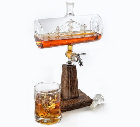 Constellation 1797 Decanter
