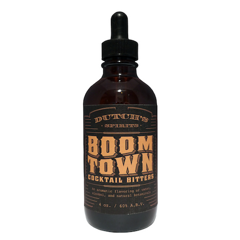 Dutch's Boomtown Cocktail Bitters, 4 oz