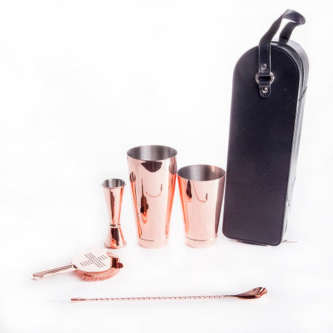 TCB Edo Pro Bar Bag in Gift Box - Copper