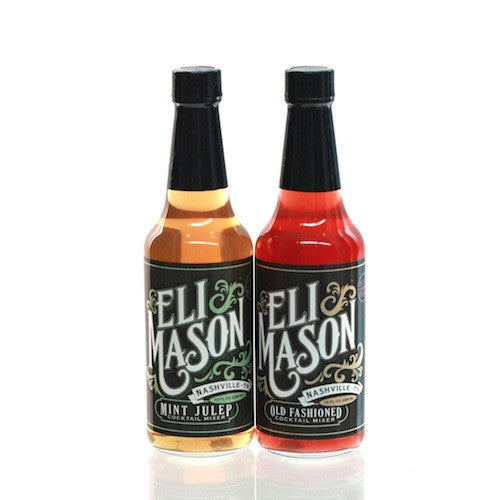 Eli Mason Cocktail Mixer Bundle