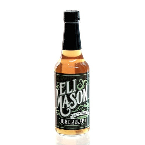 Eli Mason Mint Julep Cocktail Mixer, 10 oz