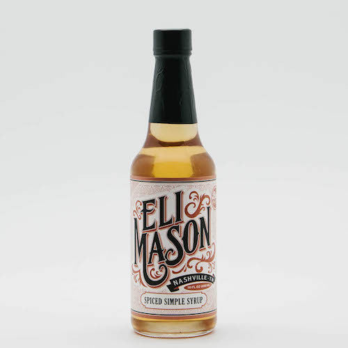 Eli Mason Spice Simple Syrup, 10 oz