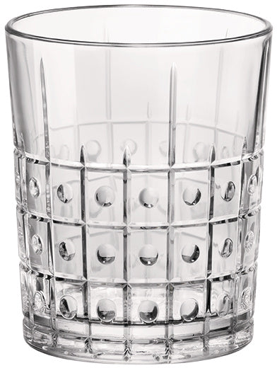 Este Double Old Fashioned Glass - Set of 4