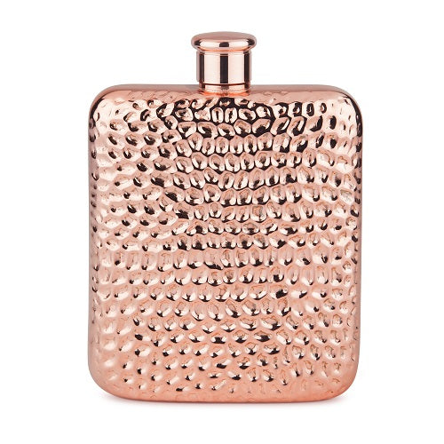 Copper Plated Luxe Flask