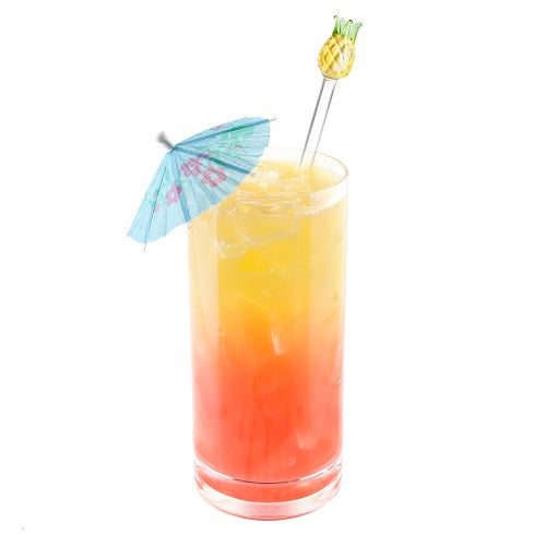 Pineapple Drink Stirrers - Set of 6