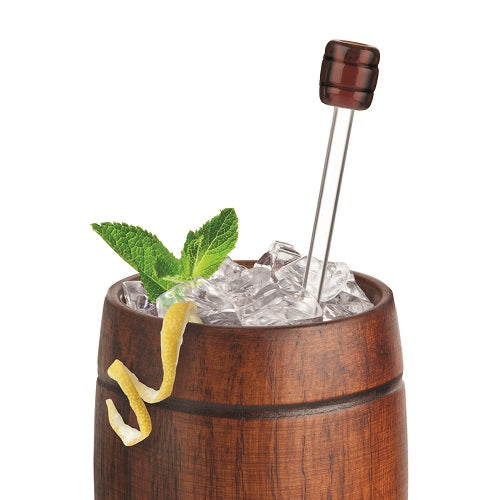 Barrel Drink Stirrers - Set of 6