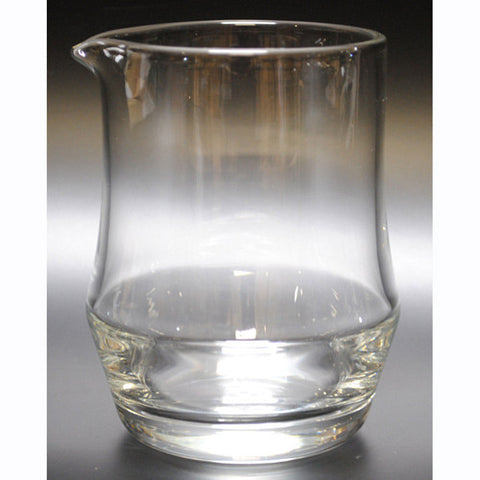 Fat-Bottomed Japanese Mixing Glass
