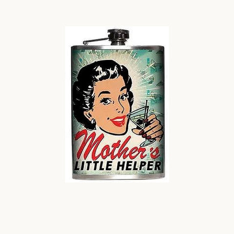 Mother's Helper Flask