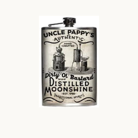 Uncle Pappy's Flask