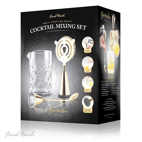 Cocktail Mixing Set