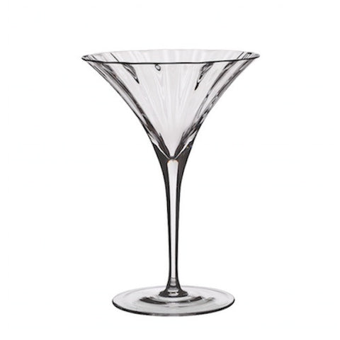 Gatsby Martini Glass, 9-1/2 OZ - Set of 6