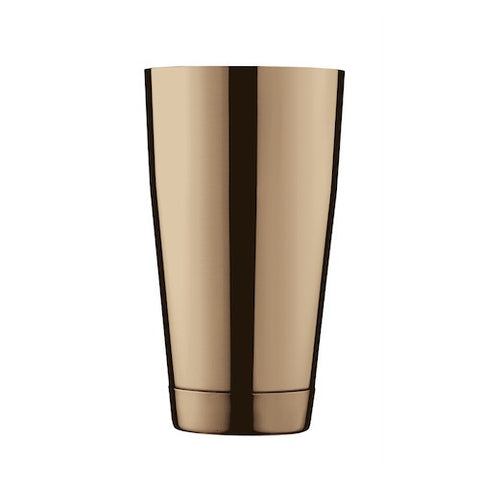 Ginza Shaker Can, Rose Gold, 26 oz