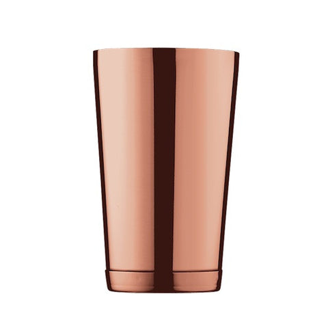 Ginza Shaker Cup, Copper, 20 oz