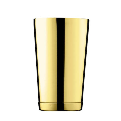 Ginza Shaker Cup, Gold, 20 oz