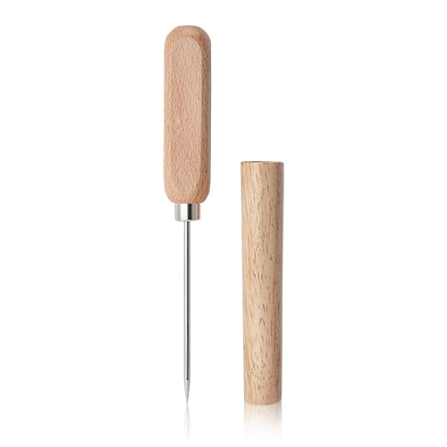 Spike Wood Ice Pick