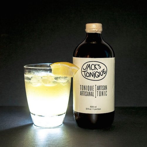 Jack's Tonique, Artisan Tonic Syrup