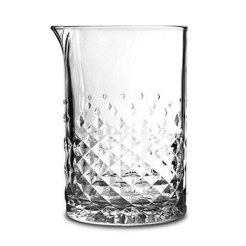 Carat Mixing Glass