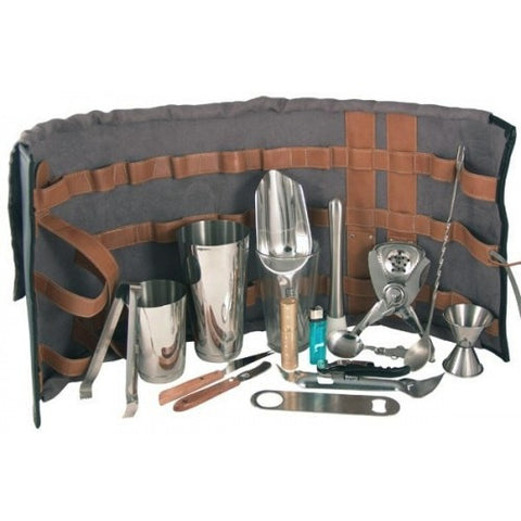 Leather Bar Roll Kit, 16 pieces