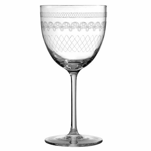 Retro Nick and Nora Cocktail Glass 1910  - Set of 6
