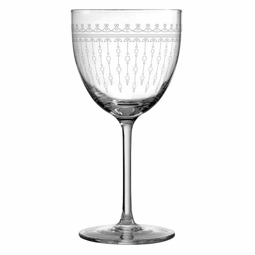 Retro Nick and Nora Cocktail Glass 1920