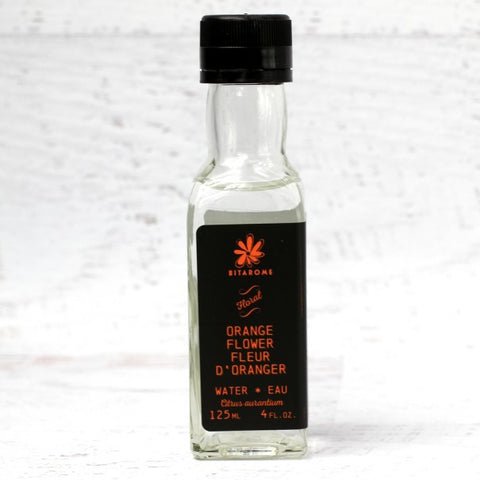 Bitarome Orange Blossom Water 125 mls