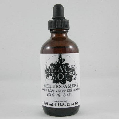 Black Cloud Prairie Rose Bitters