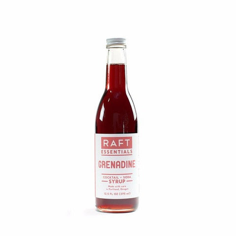 Raft Essentials Grenadine Syrup