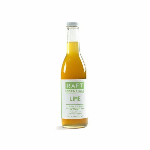 RAFT Essentials Lime Syrup