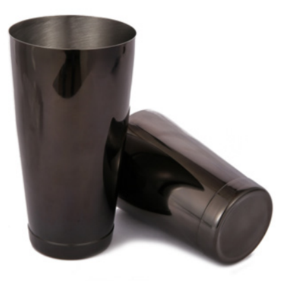 TCB Tin-on-Tin Set Gunmetal Black