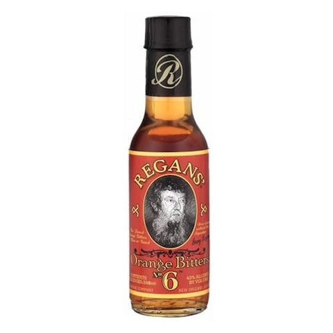 Regans' Orange Bitters No. 6, 10 oz