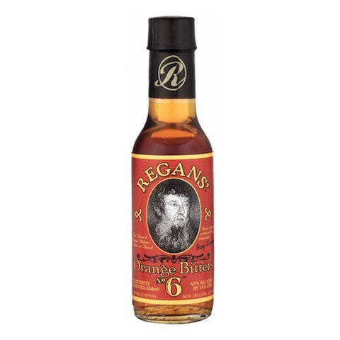 Regans' Orange Bitters No., 5 oz