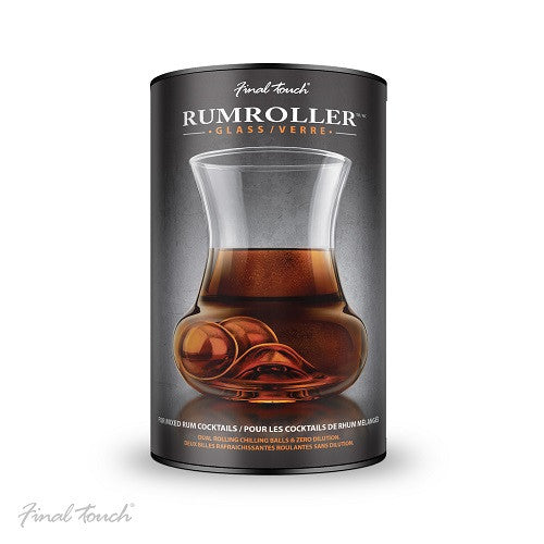 RumRoller Cocktail Glass