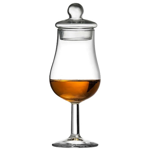 Spey Whisky Taster Glass with Lid