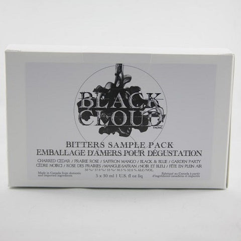 Black Cloud Bitters Sample Pack