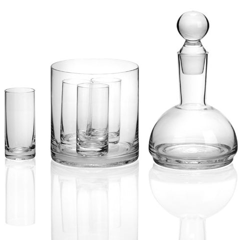 6-Piece Spirit Decanter Set