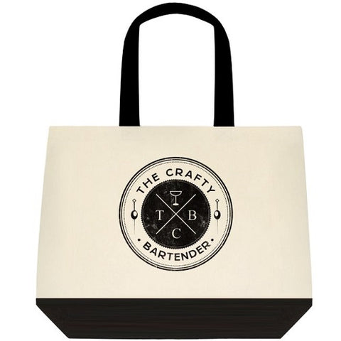 TCB Deluxe Cotton Tote Bag
