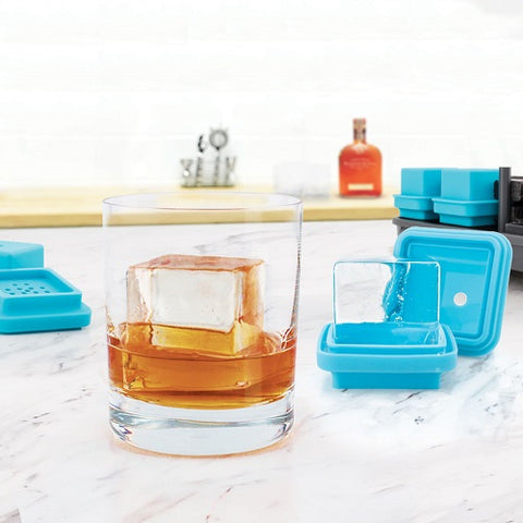 Tovolo King Cube Clear Ice System - Set of 4