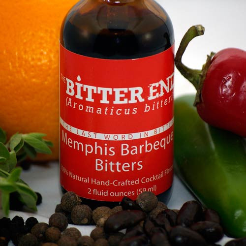 The Bitter End Memphis Barbeque Bitters